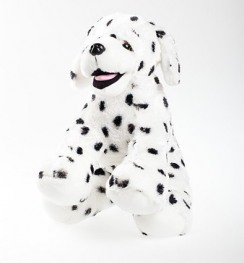 "Собака ""Domino"" the Dalmation"