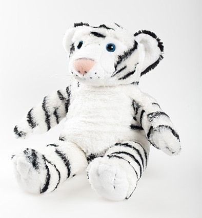 Тигр-Snowflake the white tiger