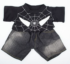 Костюм Black Spider Shirt Denim