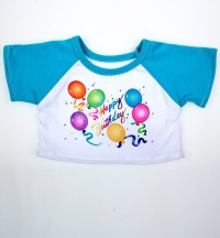 Футболка Blue Birthday T-Shirt