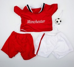 "Костюм ""Manchester"" Soccer Outfit w/Ball"