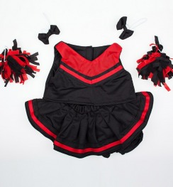 Костюм Black/red Cheerleader