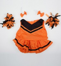 Костюм Orange/black Cheerleader